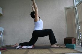 lunge dc yoga safe