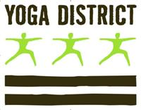 YD logo Join Us for Our Inaugural Yoga District Gives Back Benefit Class!