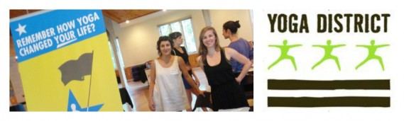 yogachange e1421187077593 Yoga for a Cause: Yoga Districts New Series of Classes to Benefit the Community