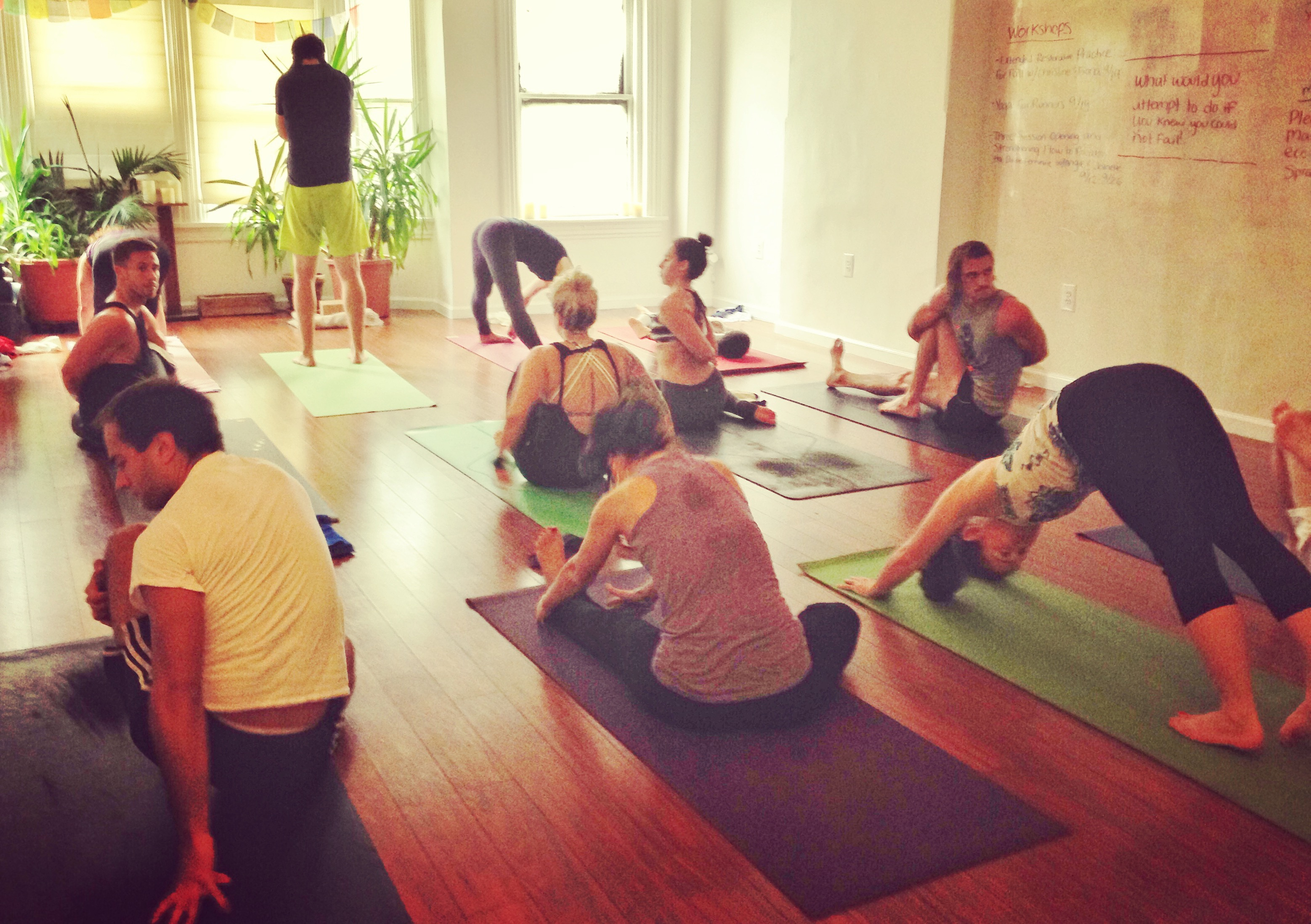 yoga h st