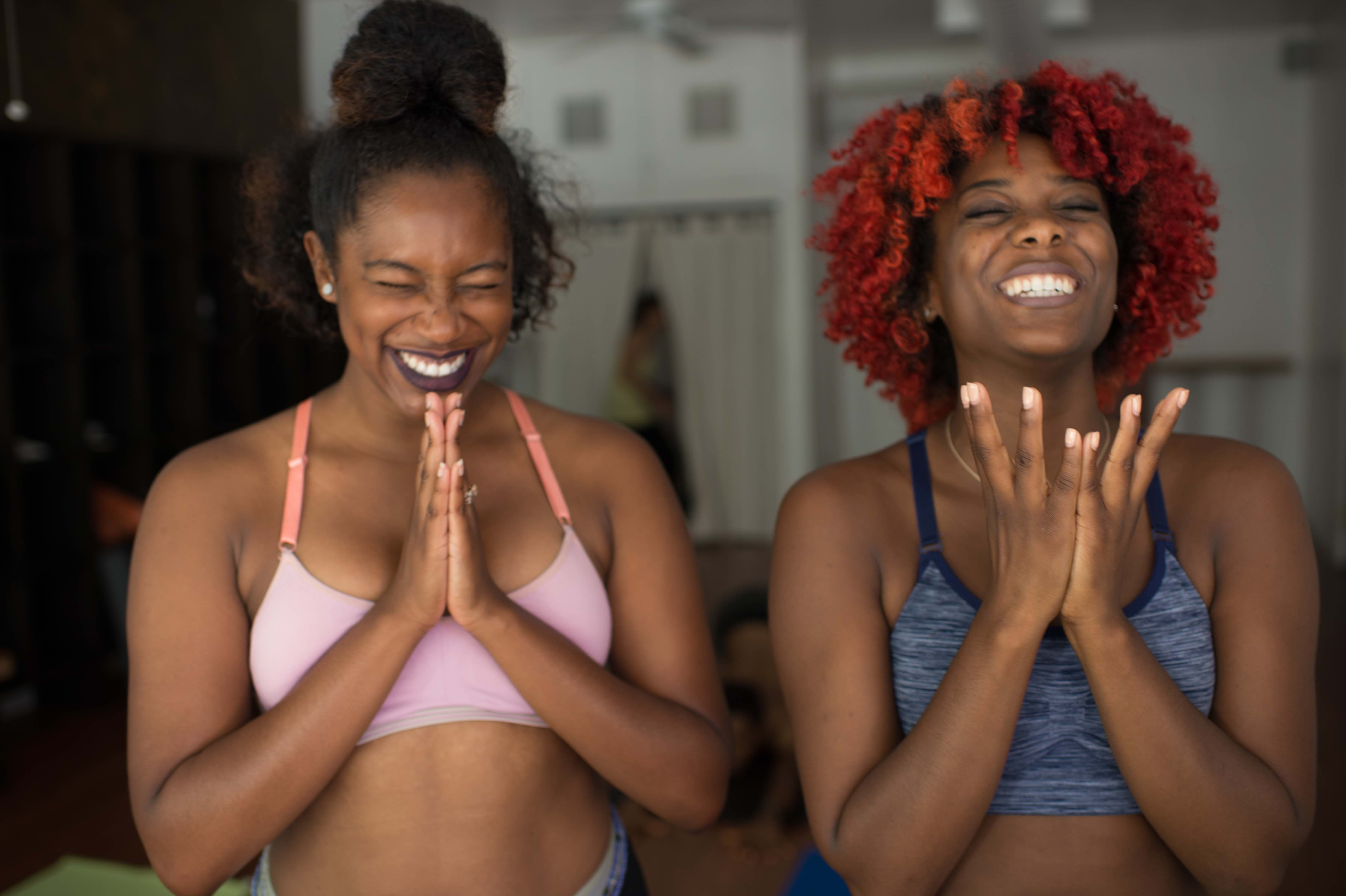 Embracing my Sacred, Feminine Power: What I learned from Yoga Therapy for Women
