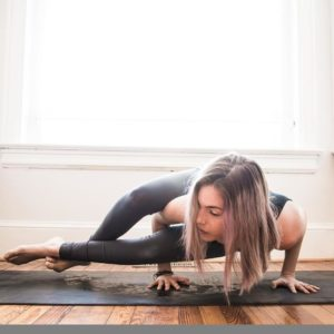 Ashtanga Yoga Pose