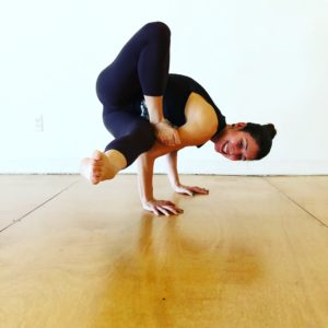 Ashtanga Pose
