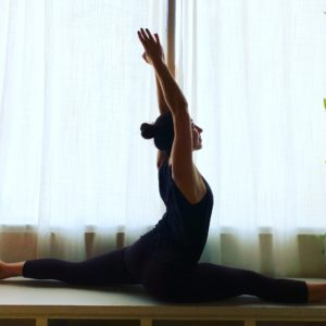 Hanumanasana (full split)