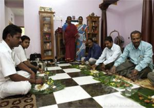 Feast on Floor